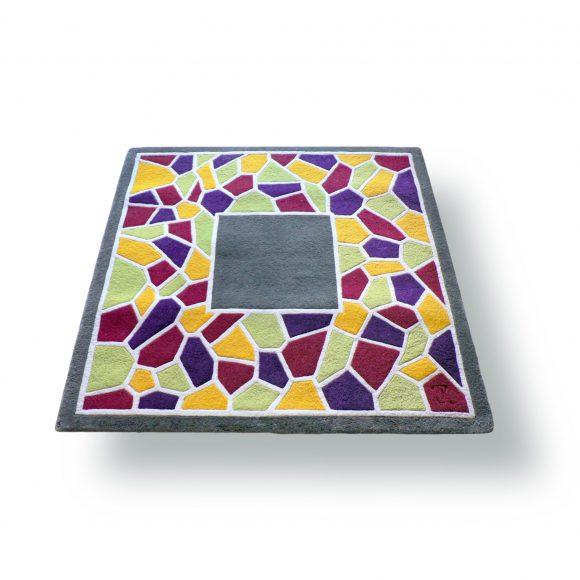 mozaic, tapis-couleur, art-deco, tapis geometrique
