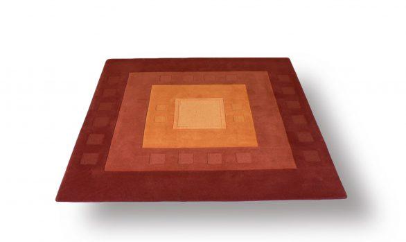 Potala, tapis-entree, tapis-de-chambre, tibet