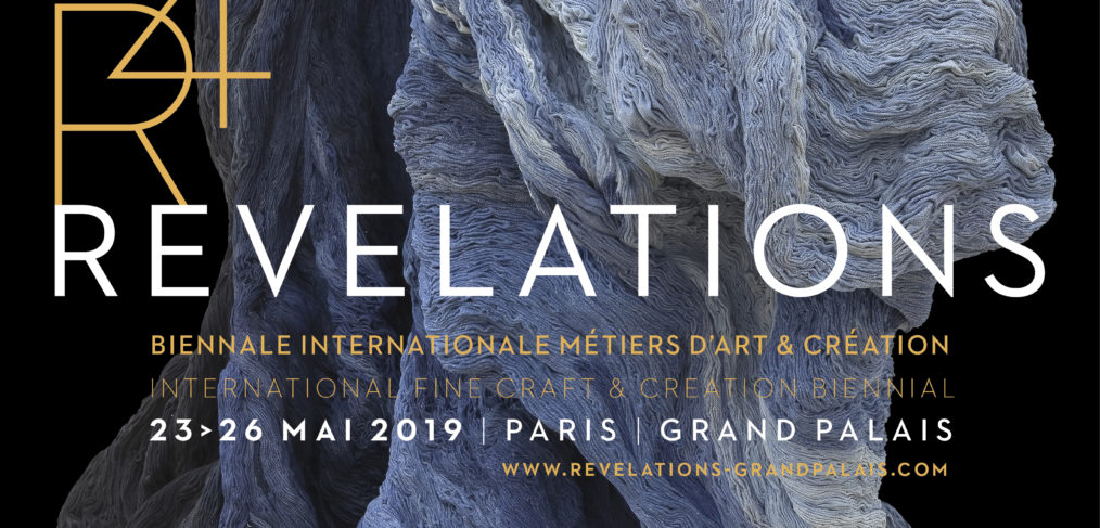 banniere salon révélation 2019 jory prademlle tapis contemporains