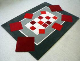 quatre-petits-tours, tapis classique
