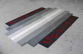 diatonic, tapis-gris