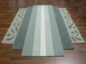 diatonic, tapis-or, fil d'or, vert