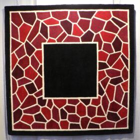 mozaïc, tapis-tufte