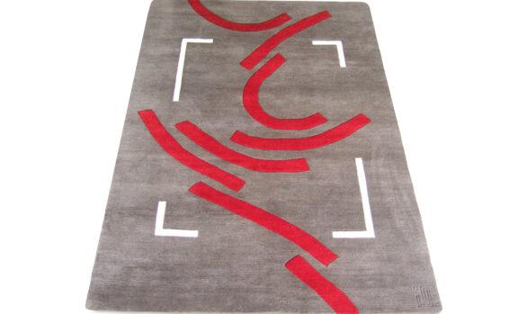 tapis laine tuft